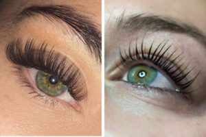 eyelash extensions guide